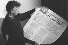 Commemorating the Universal Declaration of Human Rights