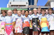 School Children Inspired by Mary MacKillop