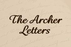 The Archer Letters – Letter Twenty-Four