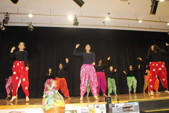 The Energetic Dancers