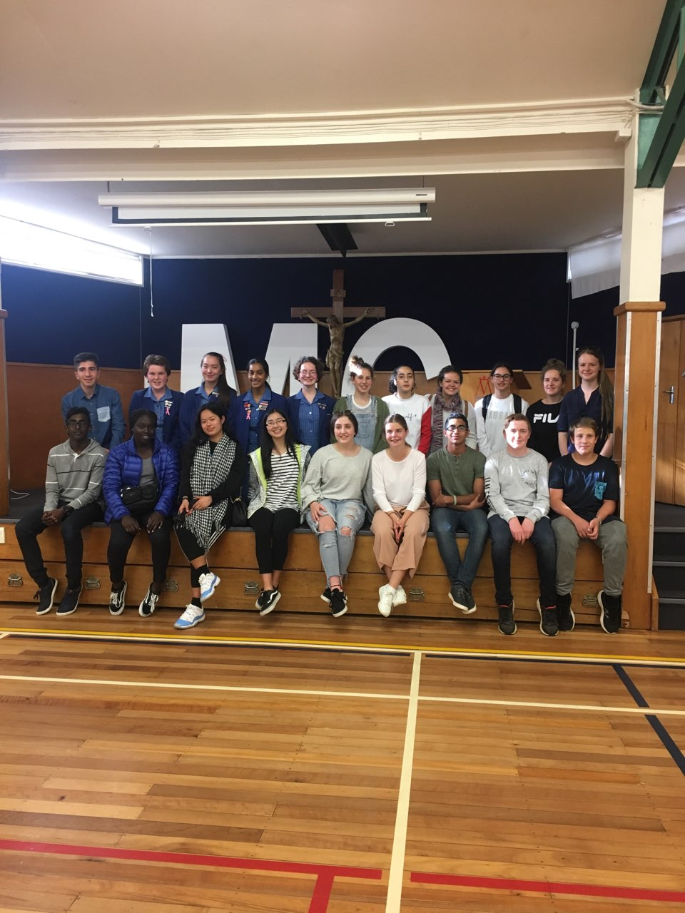 Student Pilgrimage to Aotearoa New Zealand - Sisters of