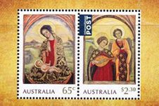 The Christmas Postage Stamp Connection