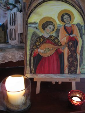 Musical Angels Icon