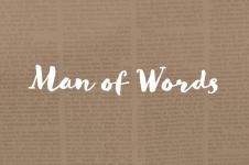 Fr Julian: Man of Words – Letter Eight