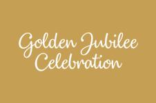 Golden Jubilee Celebration 2020