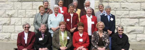 125 Years Celebration at Temuka, NZ - Sisters of Saint